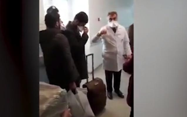 İrandan gələnlər Astara xəstəxanasında 6 saat gözlədilib?