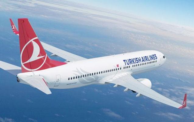 Türk Hava Yolları Naxçıvana uçuşları dayandırdı