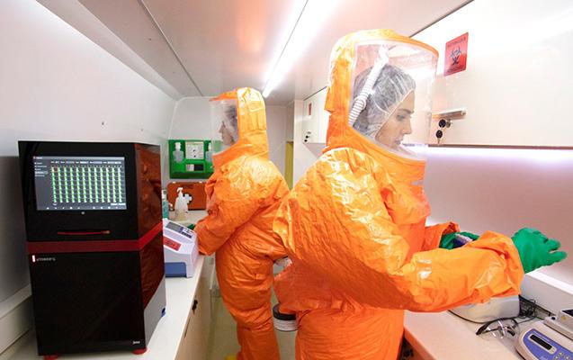 Azərbaycanda biotəhlükəsizlik laboratoriyalar açıldı