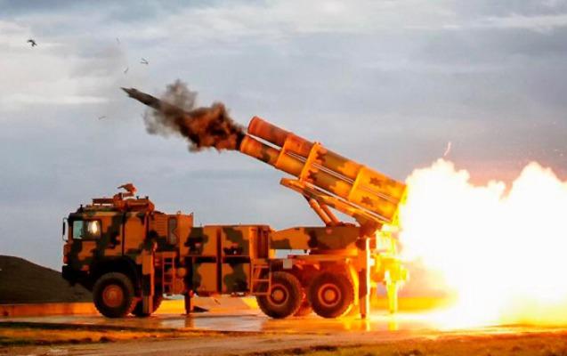 Türkiyə Suriya ordusuna cavab zərbələri endirdi