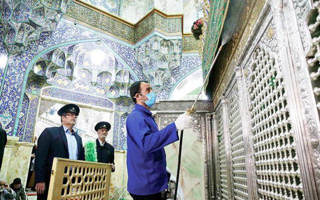 İranda cümə namazları təxirə salındı