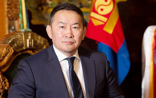 Monqolustan Prezidenti karantinə alındı