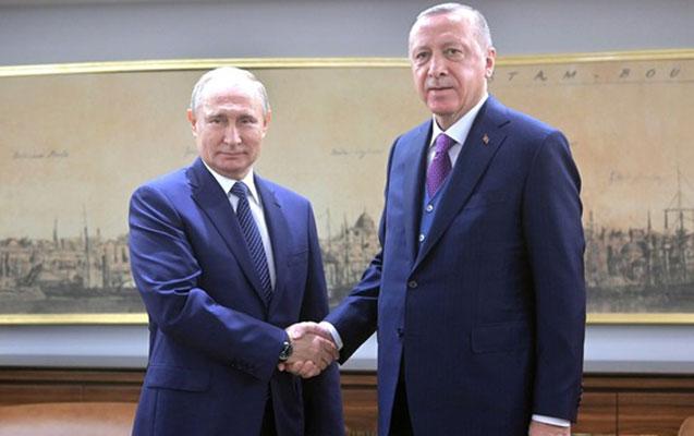Putinlə Ərdoğanın görüşü planlaşdırılır