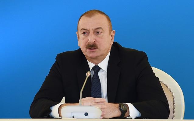 """""""Bundan sonra da təmizləmə işləri aparılacaq"""" - Prezident"""