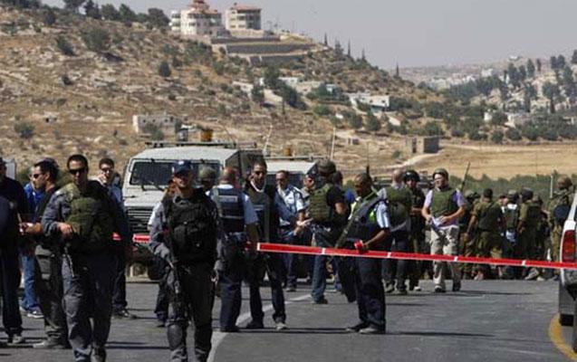 İsrail hərbçiləri ilə toqquşmada 228 fələstinli yaralanıb