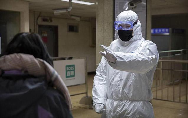 Koronavirus hava ilə yoluxur?