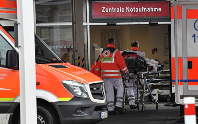 Almaniyada koronavirusa yoluxanların sayı 156 mini ötdü