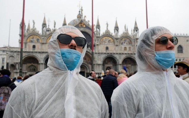 İtaliyada bir gündə 368 nəfər koronavirusdan öldü