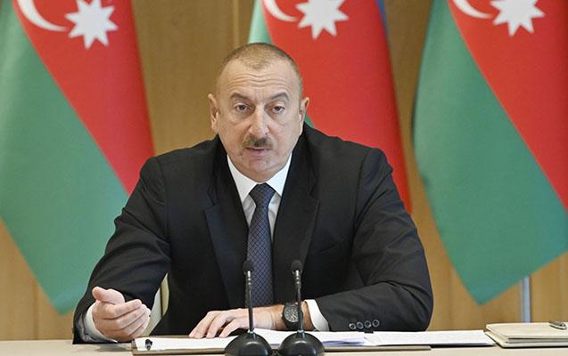 İlham Əliyev koronavirusdan danışdı