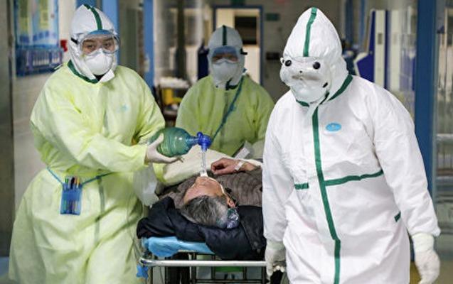Çində koronavirusa yoluxan və ölənlərin sayı yenə artdı