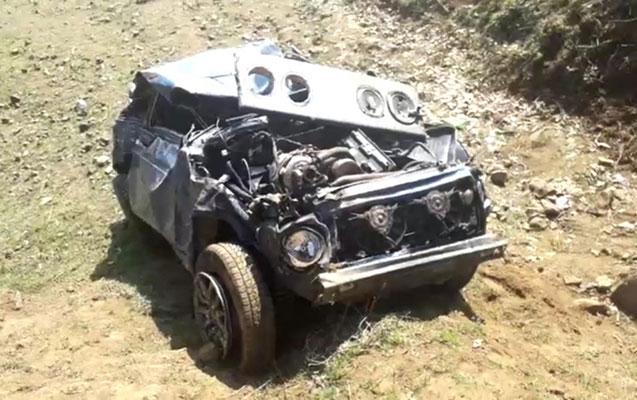 """""""VAZ""""la yük maşını toqquşdu, sürücü öldü"""