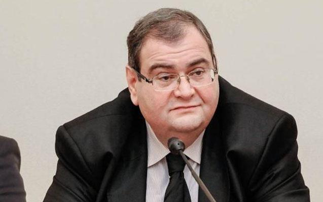 Cəmil Quliyev işdən çıxarıldı