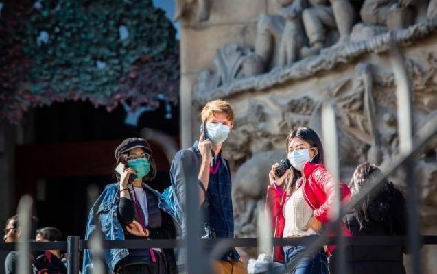 İspaniyada koronavirusa yoluxmaların artım tempi azalıb