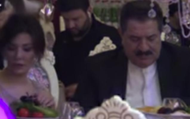 Ağadadaş Ağayev ilk dəfə türkiyəli xanımı ilə görüntüləndi - Video