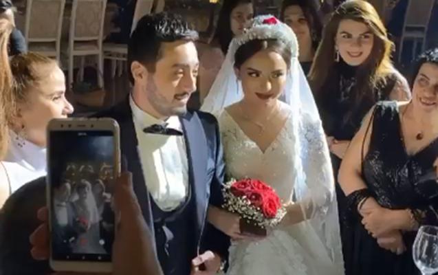 Mənsur Şərif evləndi