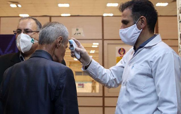 İranda koronavirusa yoluxanların sayı 60 mini ötdü
