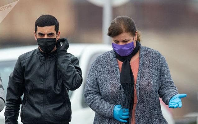 Ermənistanda daha 8 nəfərdə koronavirus tapıldı