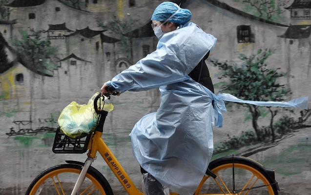 Fransada 7,7 mindən çox insan virusa yoluxub