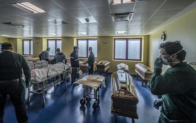 İtaliya koronavirusdan ölənlərin sayına görə Çini keçdi