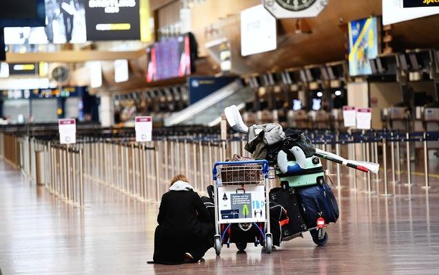 Dünya şəhərlərinin boş qalan aeroportlarından