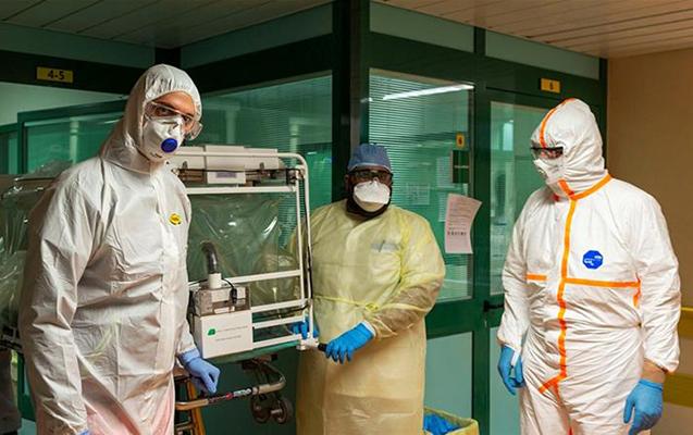 İtaliyada koronavirusdan daha 50 nəfər öldü