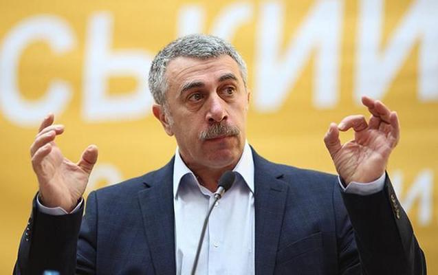 Komarovski koronavirusla bağlı valideynlərə çağırış etdi