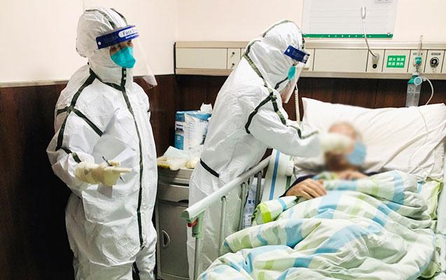 Koronavirus xəstələrindən neçəsi süni nəfəs aparatına qoşulub?