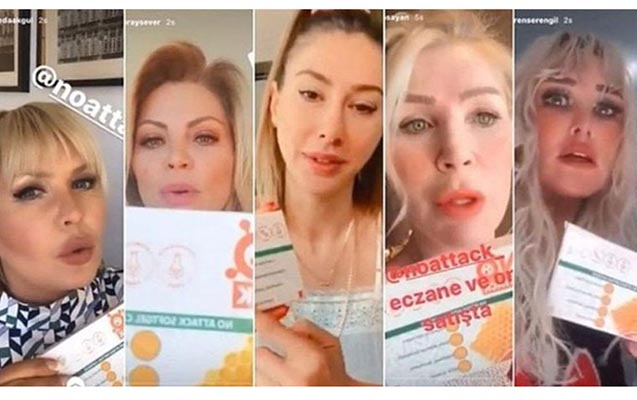 Saxta koronavirus dərmanını reklam edən məşhurlar barədə araşdırma