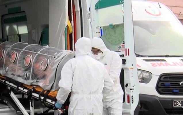 Türkiyədə daha 15 nəfər koronavirusdan öldü
