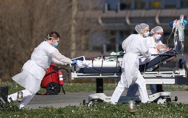 İspaniya koronavirusdan ölənlərin sayına görə Çini keçdi