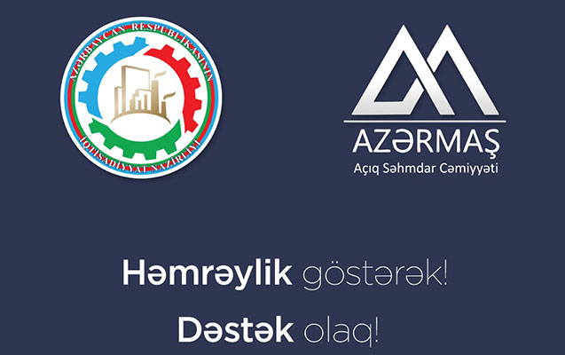 """İqtisadiyyat Nazirliyi və """"Azərmaş""""dan yeni sosial təşəbbüs"""