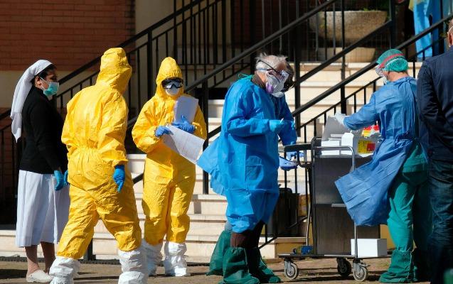 Fransada koronavirusa yoluxan azərbaycanlıların sayı artdı