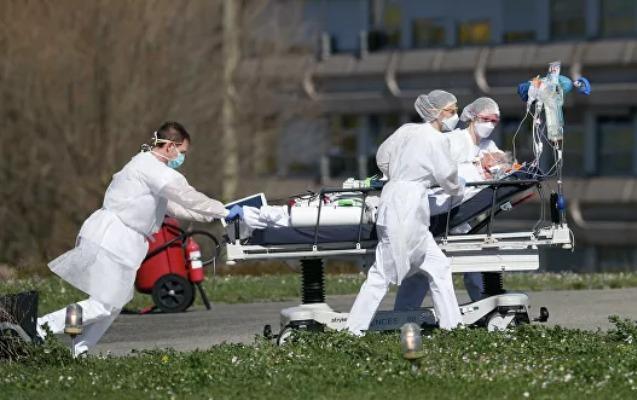 Fransada koronavirus qurbanlarının sayı 30 minə yaxınlaşır