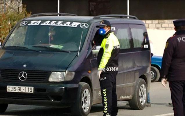 Qazaxa giriş-çıxış məhdudlaşdırıldı