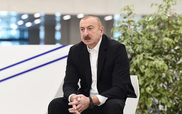 """""""Bu klinika pandemiyaya qarşı mübarizədə əlavə imkanlar yaradacaq"""""""