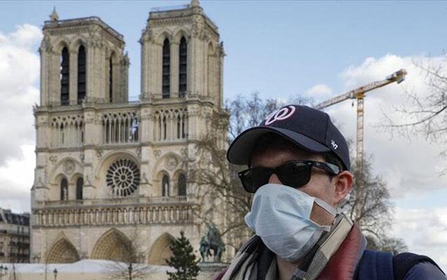 Fransada virusdan ölənlərin sayı artmaqda davam edir