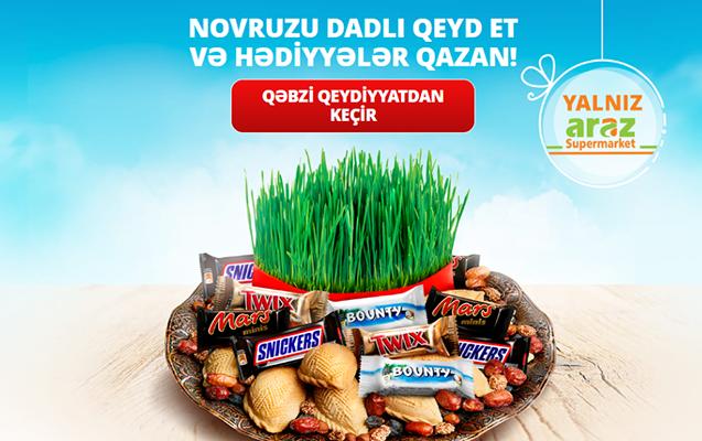 """""""NovruzPromo_ARAZ"""" tirajlı stimullaşdırıcı lotereyasının qalibləri"""