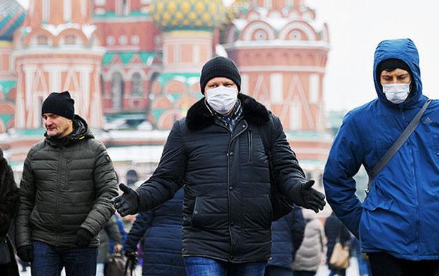 Moskvada insanların hərəkəti məhdudlaşdırılır