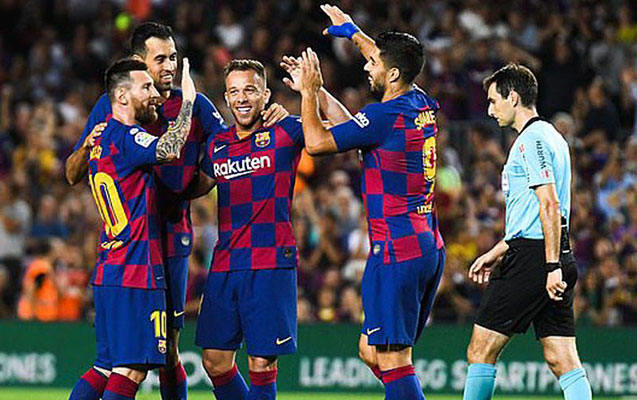 """""""Barselona""""nın futbolçuları maaşlarının 70 faizindən imtina etdi"""