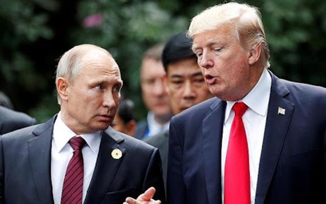 Putinlə Tramp koronavirus və nefti müzakirə etdi
