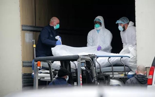 ABŞ-da virusdan ölənlərin sayı 4000-ə yaxınlaşır