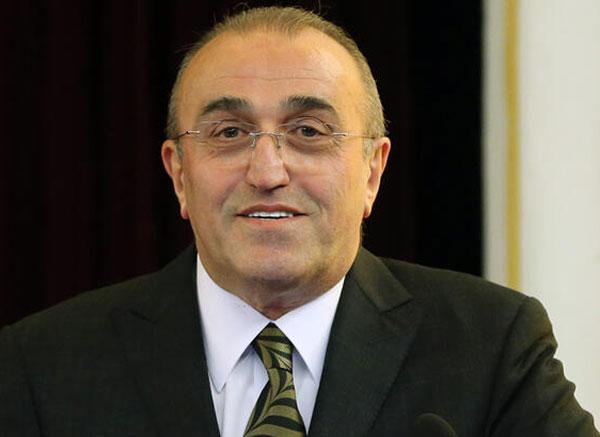 """""""Qalatasaray""""ın vitse-prezidenti evə buraxıldı"""