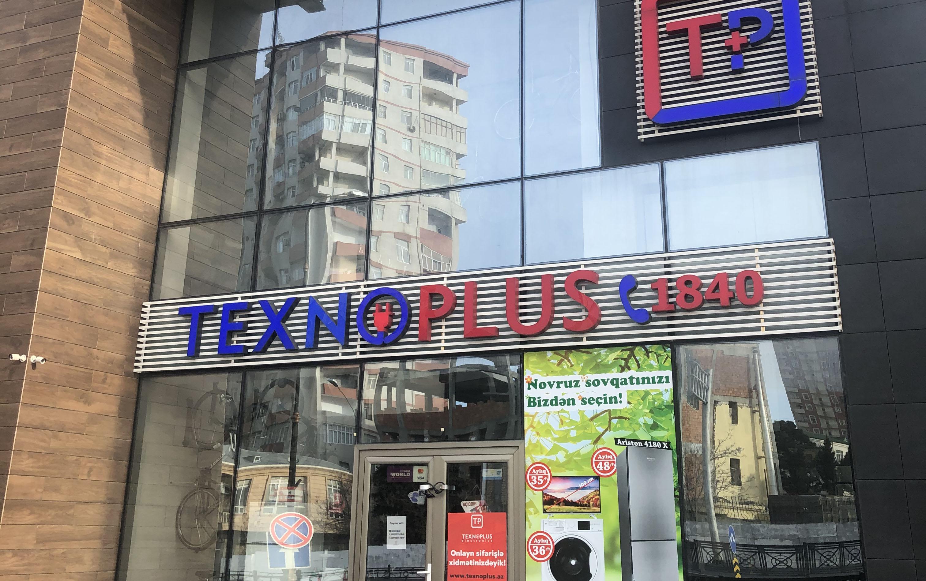 Texnoplus Electroniks-dən şad xəbər