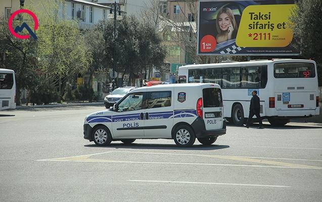 Karantin rejimini pozan daha 9 nəfər həbs edildi