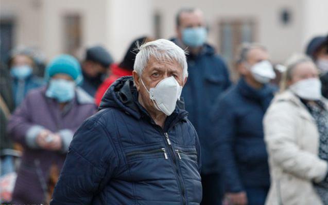 Ukraynada COVİD-19-a yoluxanların sayı sürətlə artır