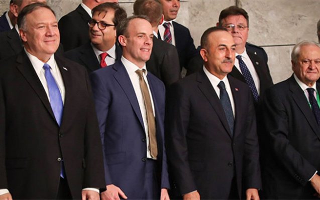 NATO tarixində ilk