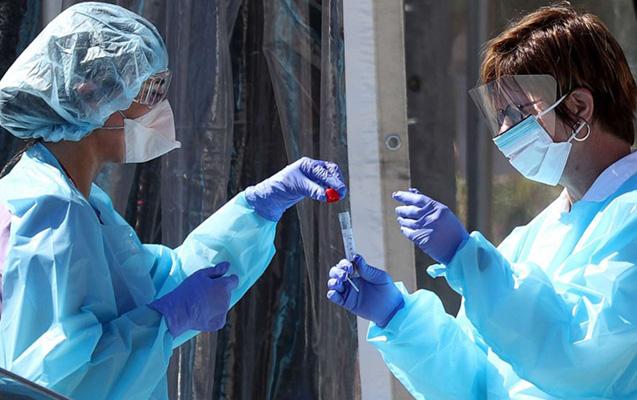 Daha 548 nəfər koronavirusa yoluxdu