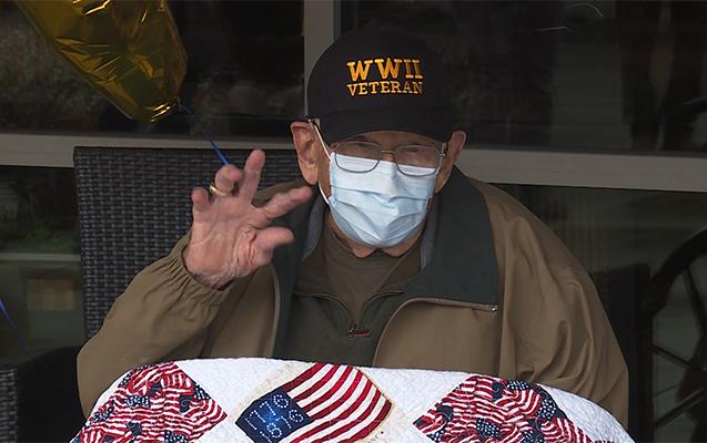104 yaşlı kişi koronavirusdan sağaldı