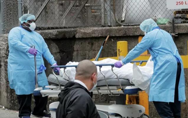 ABŞ-da virusdan rekord sayda insan öldü
