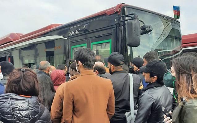 """""""Hələ də səhər və axşam saatlarında avtobuslarda sıxlıq olur"""""""